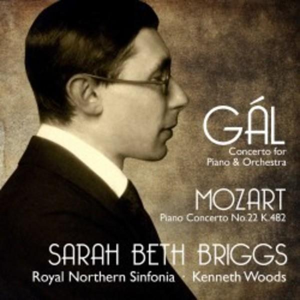 Mozart/Gal - Piano Concertos