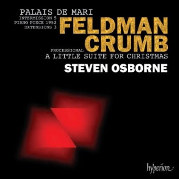 Feldman/Crumb - Piano Works
