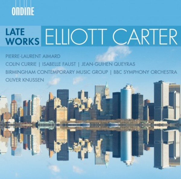 Carter - Late Works