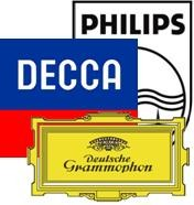 Decca and DG Blu-ray Audios
