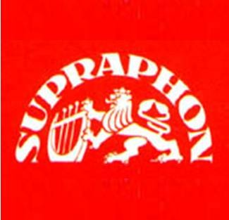 LABEL OF THE WEEK - Supraphon