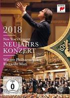 New Year�s Concert 2018 (DVD)