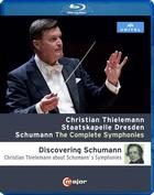 Schumann - The Complete Symphonies (Blu-ray)