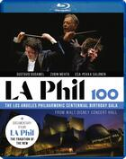 LA Phil 100: The Centennial Birthday Gala (Blu-ray)