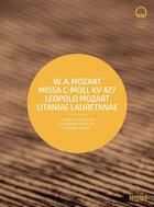 Mozart - Mass in C minor; L Mozart - Litaniae Lauretanae (Blu-ray)