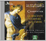 Charpentier - La Descente d'Orphee aux Enfers | Warner 0630119132