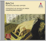 J S Bach - Musical Offering | Warner 0630135632