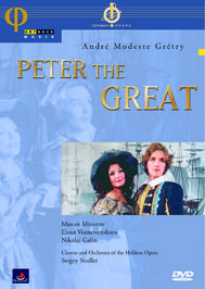 Gretry - Peter The Great (Moscow 2002) | Arthaus 101097