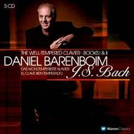 Bach - The Well Tempered Clavier Books I & II | Warner 2564631652