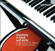 Stravinsky - Arrangements for piano duet & two pianos by the composer | Wergo WER66832