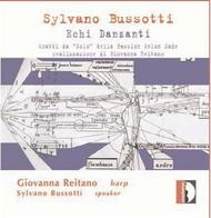 Sylvano Bussotti - Echi Danzanti (version for solo harp, tape and voice 'La Passion selon Sade') | Stradivarius STR33749