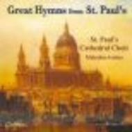 22 Great Hymns from St. Paul's Cathedral | Griffin GCCD4058