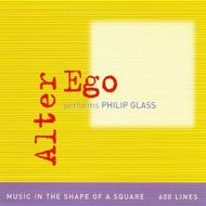 Alter Ego performs Philip Glass | Orange Mountain Music OMM0034