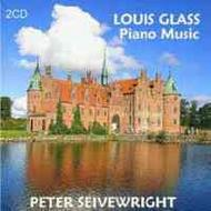 Louis Glass - Piano Music                  | Divine Art DDA21205