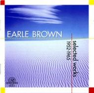 Earle Brown - Selected Works | New World Records 806502