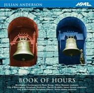 Julian Anderson - Book of Hours | NMC Recordings NMCD121
