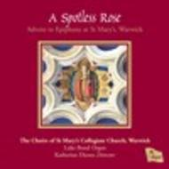 A Spotless Rose (Advent to Epiphany)                         | Regent Records REGCD236