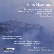 John Harbison - Due Libri etc | Bridge BRIDGE9200