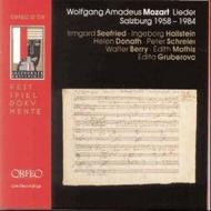 Mozart - Lieder | Orfeo - Orfeo d'Or C709062