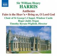 William Harris - Anthems | Naxos 8570148