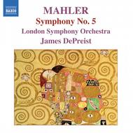 Gustav Mahler - Symphony No 5 in E minor | Naxos 8557990