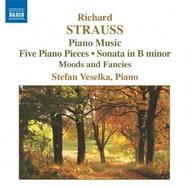 Richard Strauss - Piano Music | Naxos 8557713