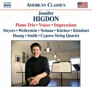 Jennifer Higdon - Piano Trio, Voices, Impressions