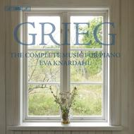 Edvard Grieg - Complete Music for Piano | BIS BISCD162628