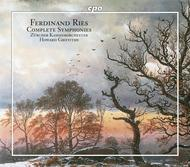 Ferdinand Ries - Complete Symphonies | CPO 7772162
