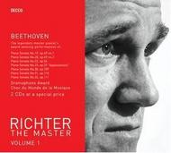 Richter: The Master - Beethoven Sonatas | Decca 4758124