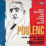 Poulenc - Concertos, Orchestral & Choral Works | Decca 4758454