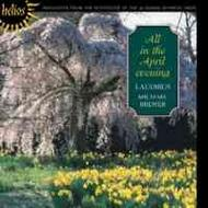 All in the April Evening - Favourites from the repertoire of the Glasgow Orpheus Choirs | Hyperion - Helios CDH55243