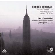 Gershwin - Piano Concerto, Rhapsody in Blue