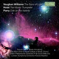 Works by Vaughan Williams, Holst and Parry | Lyrita SRCD270