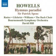 Howells - Hymnus Paradisi, Sir Patrick Spens
