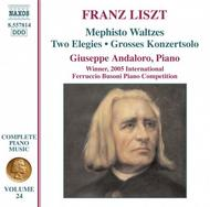 Liszt - Complete Piano Music Volume 24