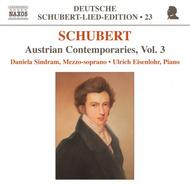 Schubert - Austrian Contemporaries Volume 3
