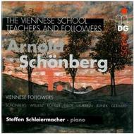The Viennese School - Teachers and Followers: Schoenberg | MDG (Dabringhaus und Grimm) MDG6131433