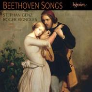 Beethoven - Songs | Hyperion CDA67055