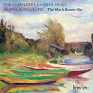 Poulenc - The Complete Chamber Music | Hyperion CDA672556