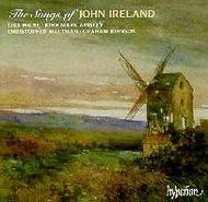 Ireland - The Songs of John Ireland | Hyperion CDA672612