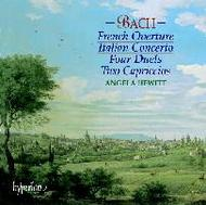 Bach - Italian Concerto & French Overture | Hyperion CDA67306