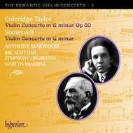 The Romantic Violin Concerto, Vol 5 - Coleridge-Taylor & Somervell | Hyperion - Romantic Violin Concertos CDA67420