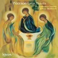 Peerson - Latin Motets | Hyperion CDA67490
