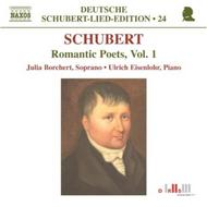 Schubert - Romantic Poets Vol.1