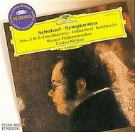 "Schubert: Symphonies Nos.3 & 8 ""Unfinished"" 