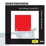 Shostakovich: The String Quartets | Decca 4757407