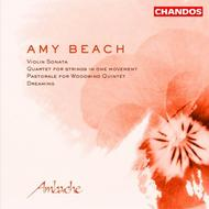 Amy Beach - Chamber Works | Chandos CHAN10162
