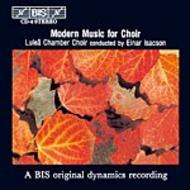 Modern Music For Choir | BIS BISCD004