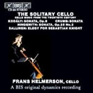 The Solitary Cello | BIS BISCD025